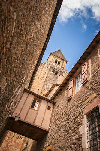 Abbaye Sainte-Foy de Conques | by CrËOS Photographie
