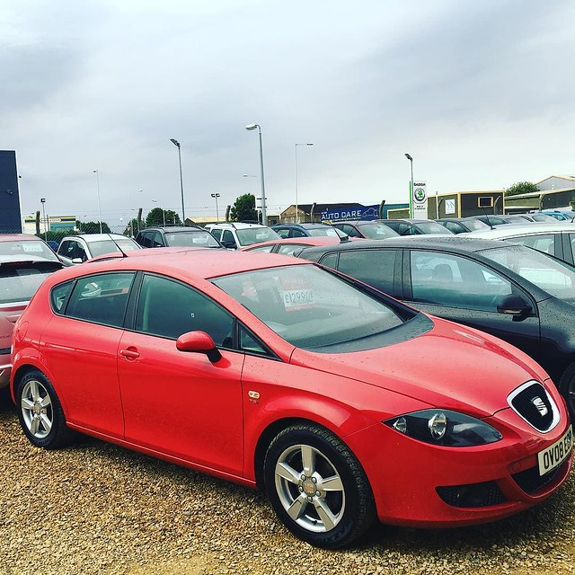 We see to be a bit good at expensive bank holiday adult type purchases... Previous gems include sofas, TVs and I can now add a car to the list. #adulting #seat #carowner