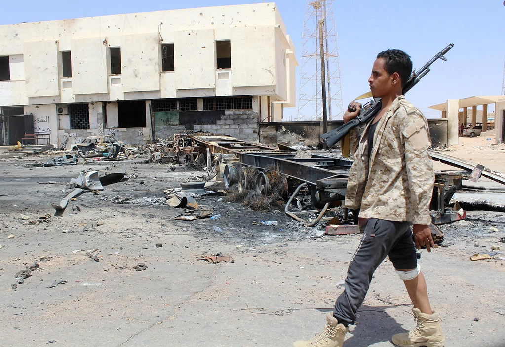 Libya's UN Government Allied Forces Close on Sirte as Political Deal Slips Further Away