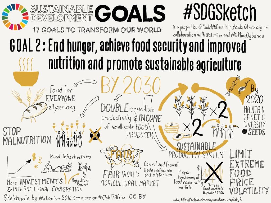 Goal 2. Zero Hunger