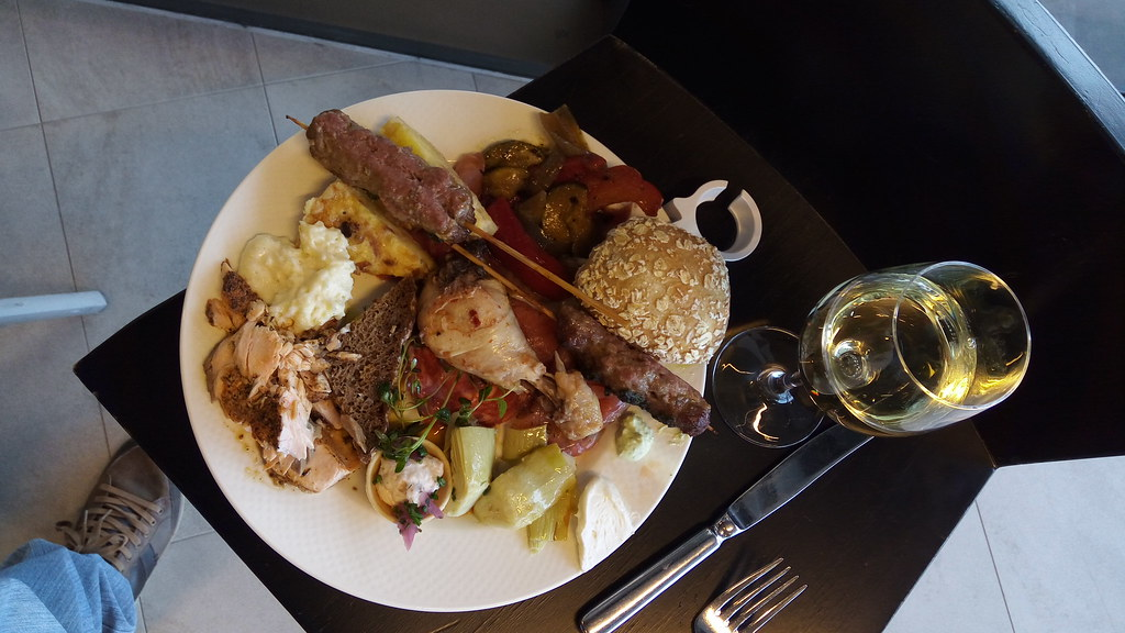 ICRA Dinner.