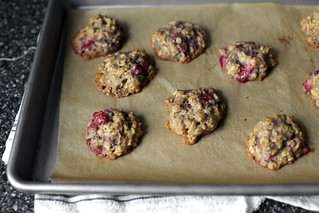 oatmeal strawberry cookies | by smitten kitchen