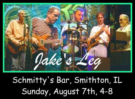 Jake's Leg 8-7-16