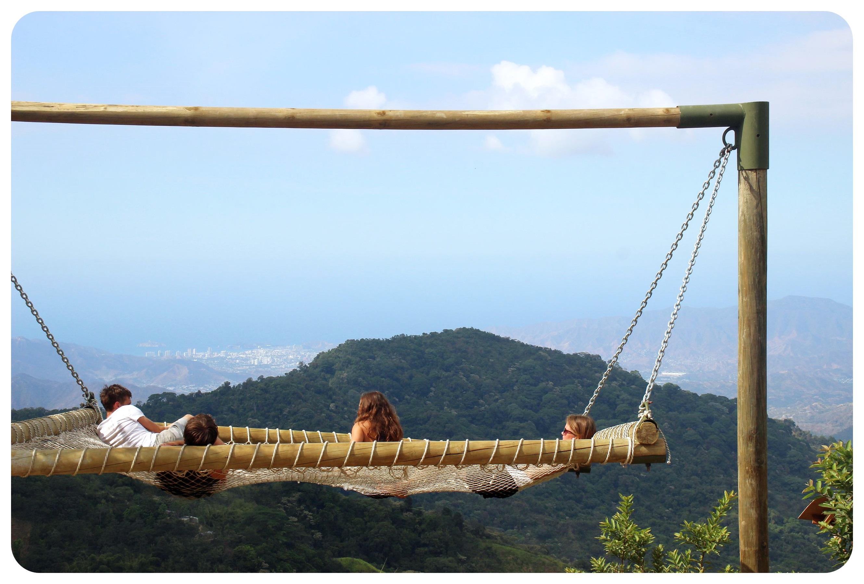 minca giant hammock