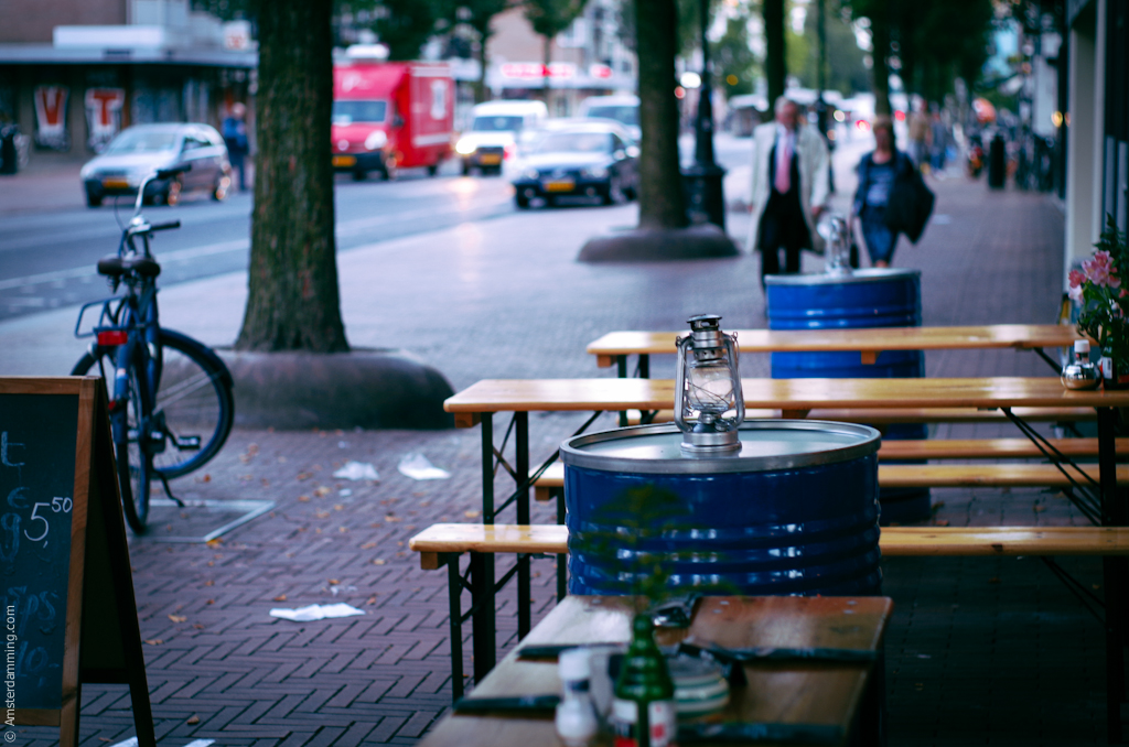 Amsterdam, Visbar Beet
