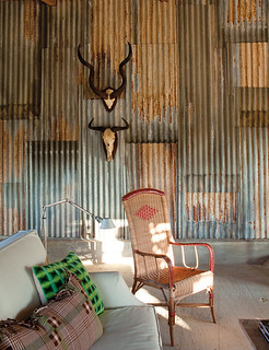 a converted barn in france | by the style files
