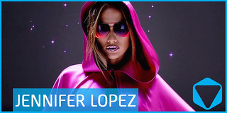 Jennifer Lopez in VidZone | by PlayStation Europe
