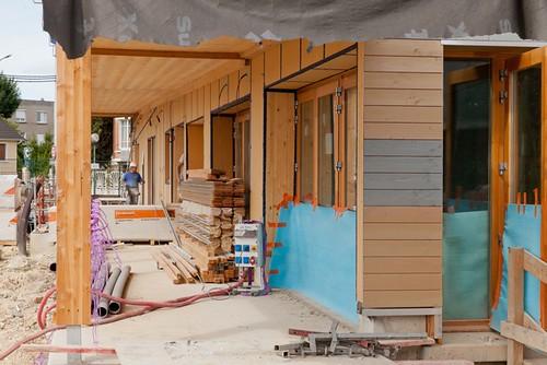 Ecole Louise Michel Ville D 39 Issy Les Moulineaux Flickr