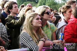 Front Row @ 2000 Trees Festival 2012 | by dominicmeason