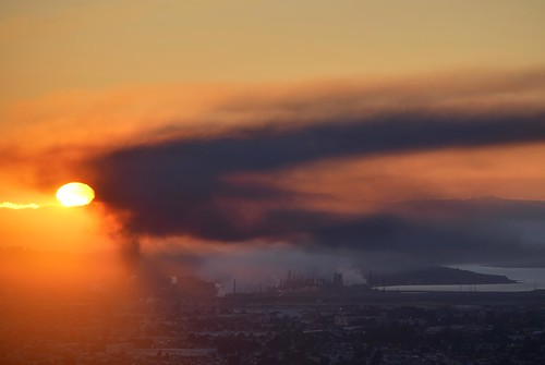 Chevron Refinery Fire (3) | by D.H. Parks