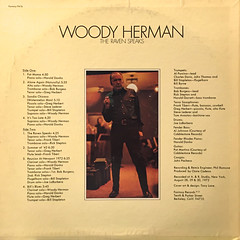 WOODY HERMAN:THE RAVEN SPEAKS(JACKET B)