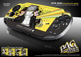 Persona 4 Golden on PS Vita | by PlayStation.Blog