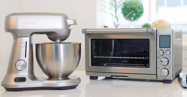 Breville Mixer & Oven