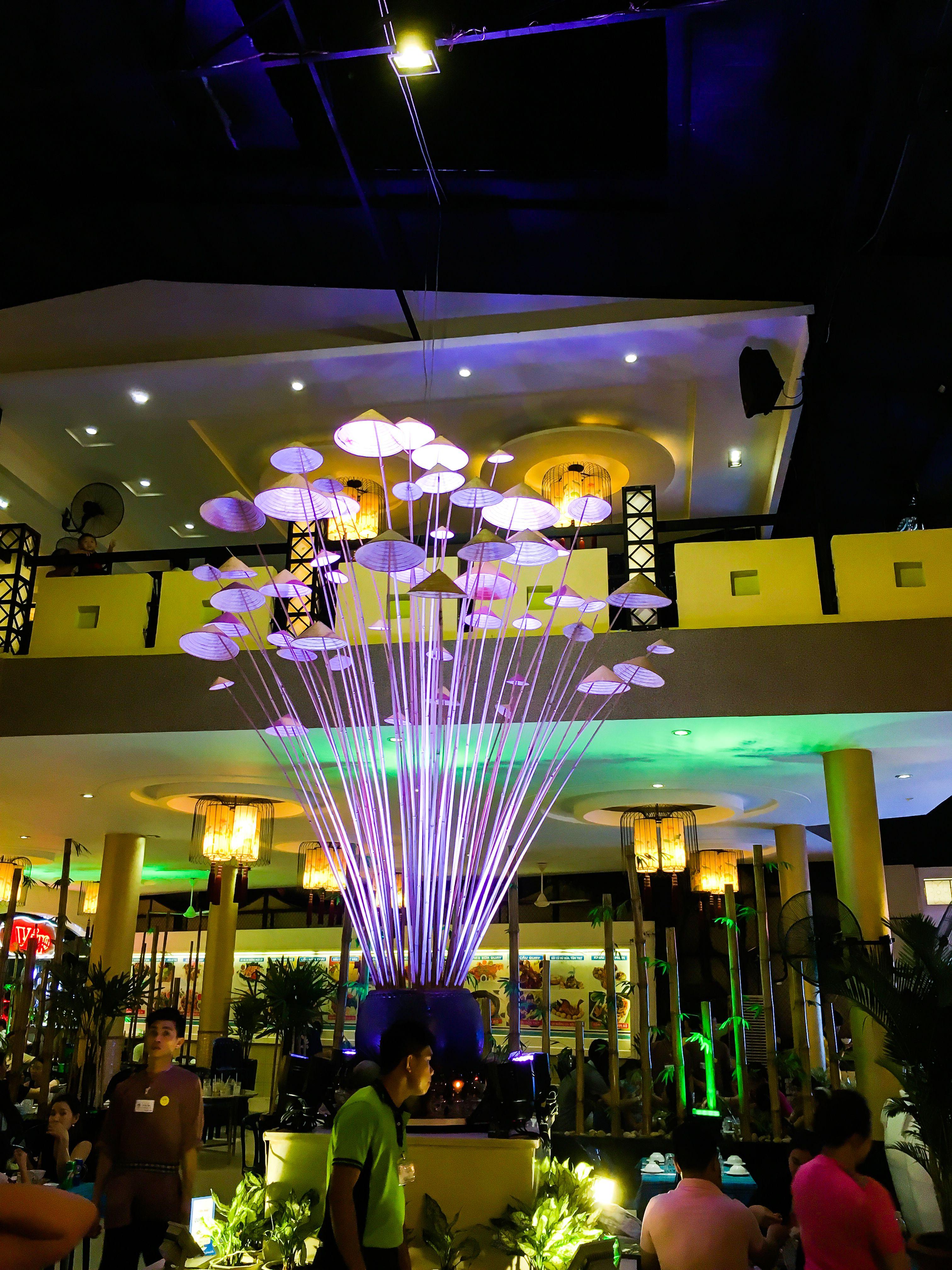 'Lang nuong nam bo' restaurant
