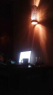 Workinig in the Dark