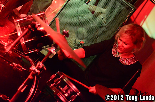 Jackie Ransom w/ Laundry Room Squelchers / Summer of Weirds III @ Churchill's Pub - Miami 8/7/12 | by TonyLanda