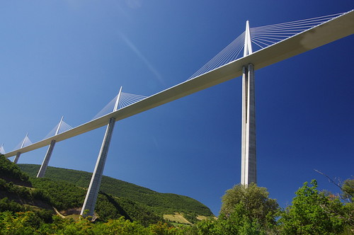Millau viaduct | by AnView