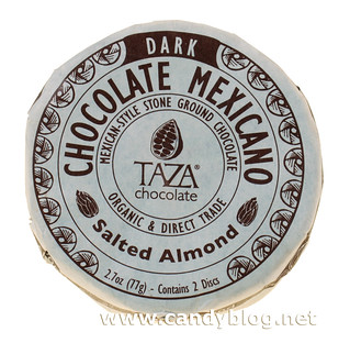 Taza Salted Almond Chocolate Mexicano | by cybele-