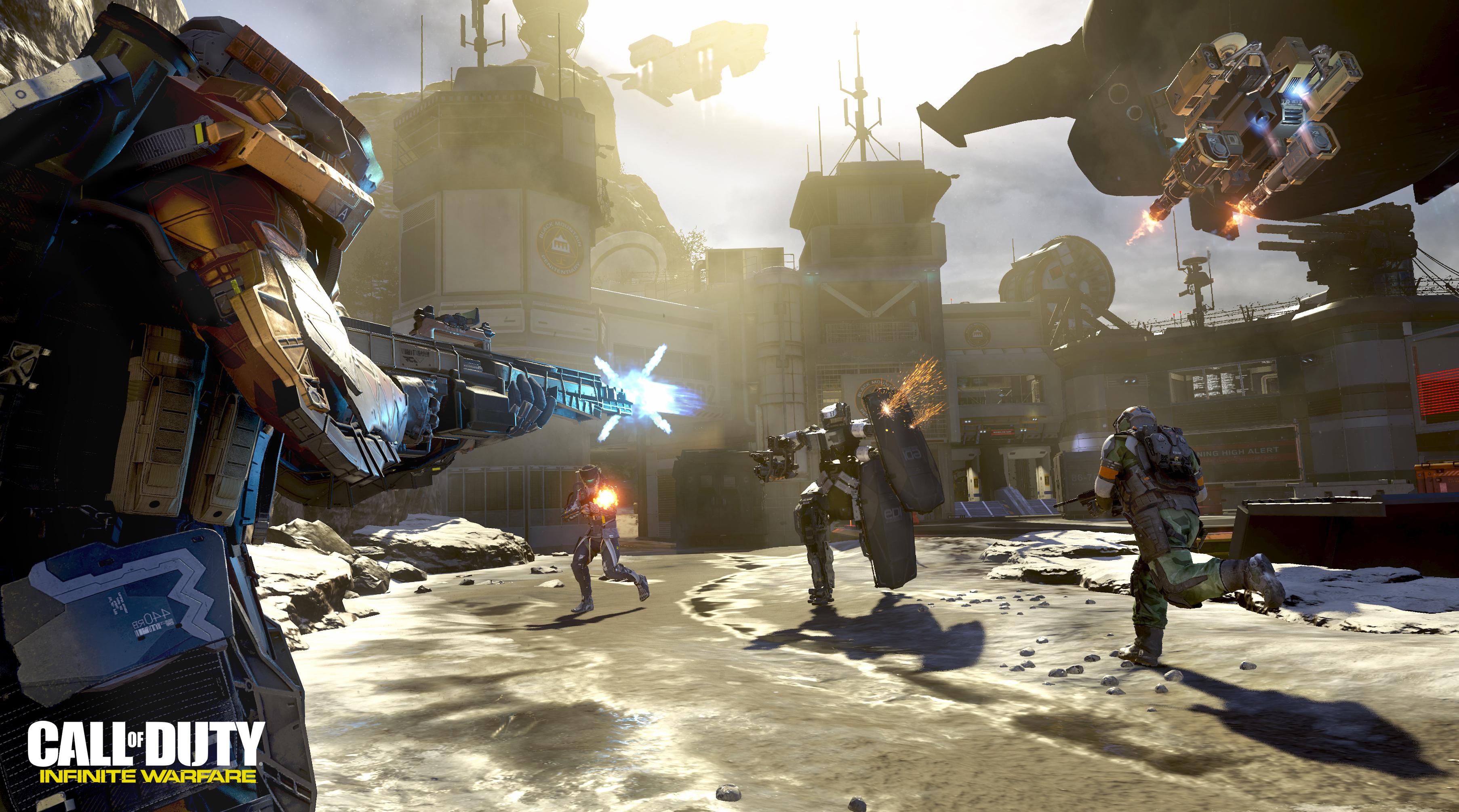 Call of Duty: Infinite Warfare multiplayer