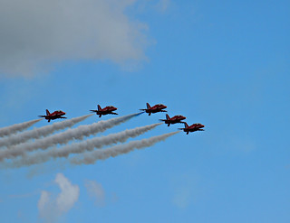 Red Arrows | by Tomadox
