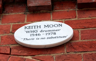 Keith Moon, Golders Green Cemetery | by nenecristiana