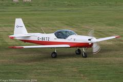 G-BKTZ - 1984 build Slingsby T.67M Firefly, visiting Barton