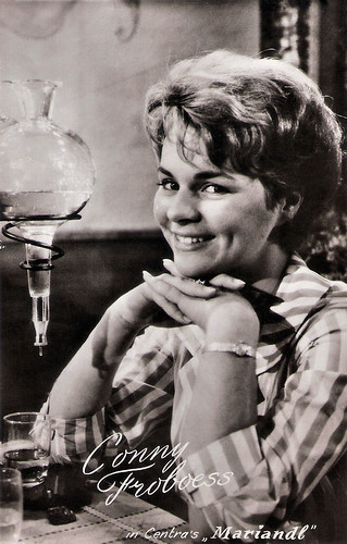Conny Froboess in Mariandl (1961)