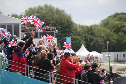 London 2012 - Eton Dorney - Super Saturday | by cheekyspanky