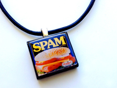 My Spam Necklace - I LOVE SPAM. | by MyLastBite