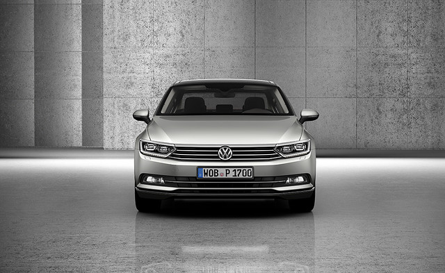Седан Volkswagen Passat B8. 2014 - наше время
