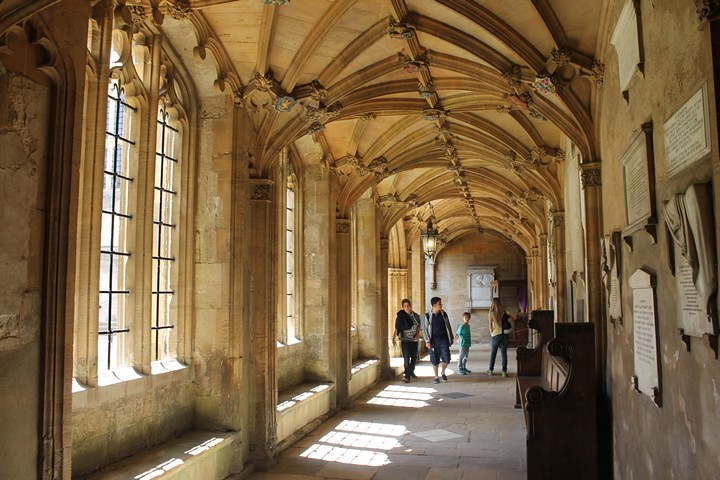 Christ Church College de Oxford - 2