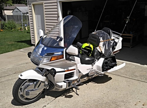 Goldwing Chronicles: First Day On The Road