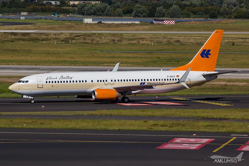 TUIfly - B738 - D-AHLK (1)