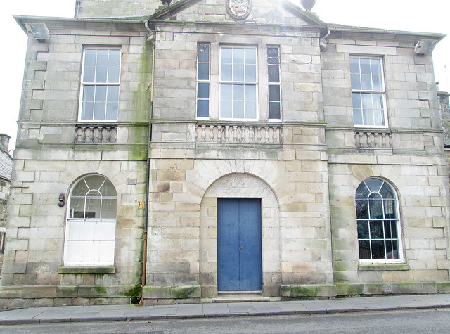 Community Hall, Falkland, Fife