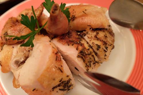 ロティサリーチキン(ハーフ)Le Coq Roti - ルコックロティ