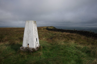Black Edge Trig Point | by Mike Serigrapher