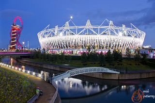 London 2012 Olympic Stadium III | by davidgutierrez.co.uk