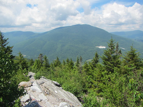 View from Baker Peak
