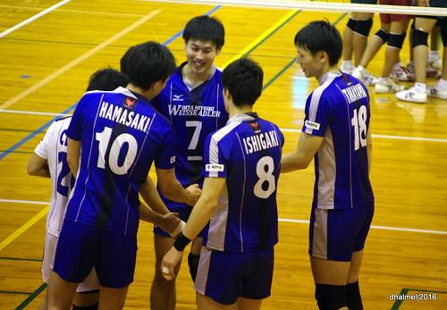 20160917 OitaMiyoshi-ShonanHS