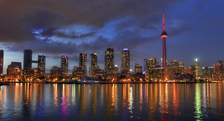 Toronto at Night | by Cliff_Baise