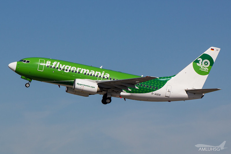 Germania - B737 - D-AGER (2)