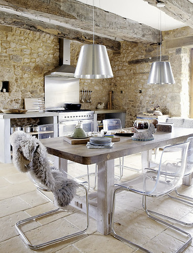 a country home in the dordogne, france | by the style files