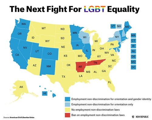 The next fight for LGBT equality