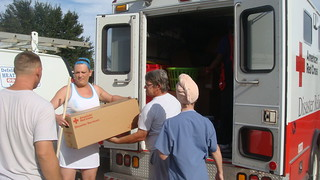Hurricane Isaac | by American Red Cross