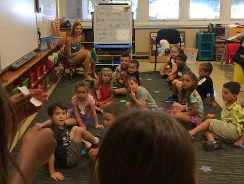 Kindergarten Orientation 2016