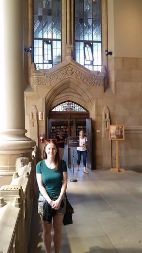 Suzzallo Library, Reading Room Entrance, University of Washington