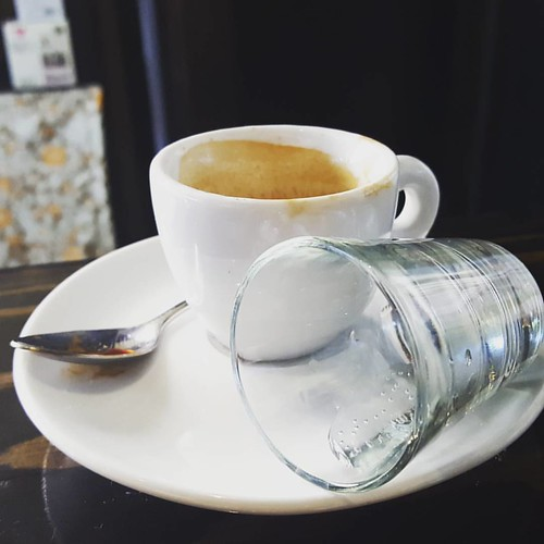 Your first espresso should always be at caffe d'bolla.