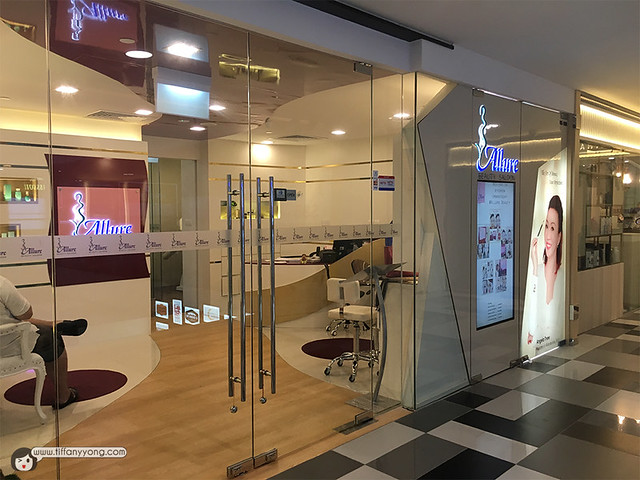 Allure Beauty Saloon Tiong Bahru