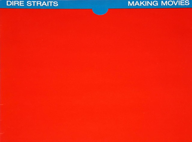 "DIRE STRAITS MAKING MOVIES Netherlands 12"" vinyl LP"