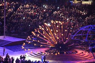 London 2012: Paralympic Opening Ceremony | by RachelC